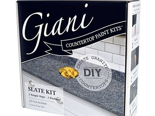 Giani Countertop Paint Kit  Slate