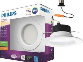 Philips lighting Co lED Dl 65w Wg 4  Bulb 801043