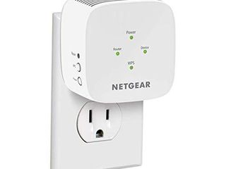 NETGEAR WiFi Range Extender EX5000   Coverage up to 1500 Sq Ft  and 25 Devices