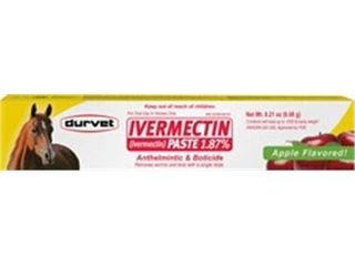 9 Pack Ivermectin Paste Dewormer   6 08g dose   1 87