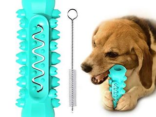 Dog Toothbrush Xmas Gifts Dog Chew Toys for Aggressive Chewers large Medium Breed Doggy Brushing Stick Extremely Durable for 25 70 lBS