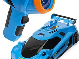 Air Hogs  Zero Gravity laser  laser Guided Real Wall Climbing Race Car  Blue