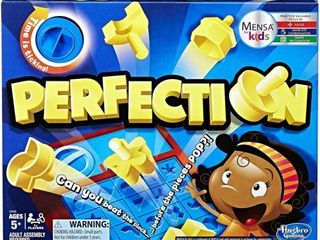 Perfection Board Game  Board Games