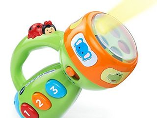 VTech Spin and learn Color Flashlight Amazon Exclusive  lime Green