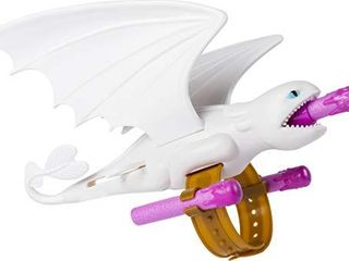 Dreamworks Dragons lightfury Wrist launcher  Role Play launcher Accessory  for Kids Aged 4 and Up