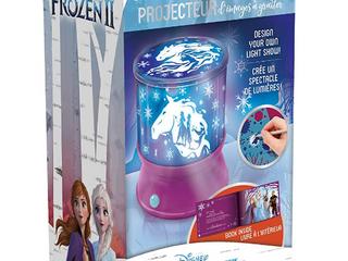Frozen 2 Scratch Art Projector