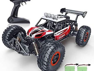 RC Car  SPESXFUN 2020 Newest 1 14 Scale High Speed Remote Control Car  2 4Ghz Off Road RC Trucks with Two Rechargeable Batteries  Electric Toy Car for All Adults   Kids