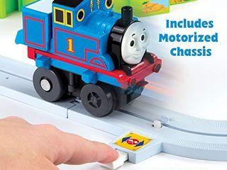 Thomas   Friends Big loader  Motorized Toy Train Set  3 Vehicle Set