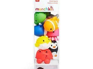 Munchkin Ocean Squirts Bath Toy  8 pack