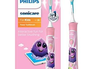 Philips Sonicare for Kids Bluetooth Connected Rechargeable Electric Toothbrush