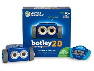 learning Resources Botley the Coding Robot 2 0 Activity Set  Coding Robot for Kids  STEM Toy  Early Programming  Ages 5