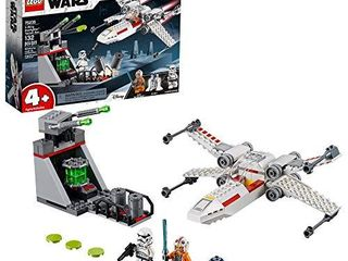 lEGO Star Wars X Wing Starfighter Trench Run 75235 4  Building Kit  132 Pieces