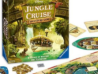 Ravensburger Disney Jungle Cruise Adventure Game for Ages 8   Up   Amazon Exclusive