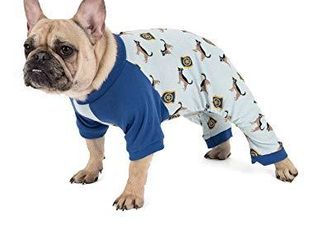 leveret Matching Dog Pajamas Christmas Pjs 100  Cotton Police Dog Size XX large
