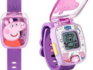 VTech Peppa Pig learning Watch  Purple