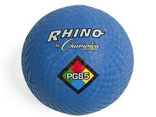 Champion Sports 8 1 2  Playground Ball  Royal Blue