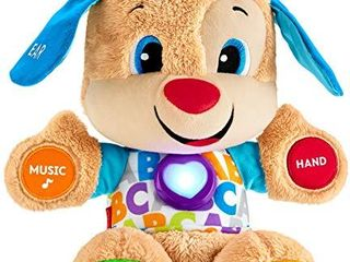 Fisher Price laugh   learn Smart Stages Puppy