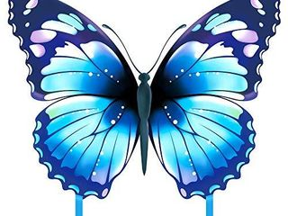 Mint s Colorful life Butterfly Kite  Blue