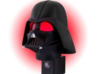 Star Wars Mini Darth Vader lED Night light  Dusk to Dawn  Red Glow  44607