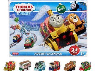 Thomas   Friends MINIS Advent Calendar 24 miniature toy trains