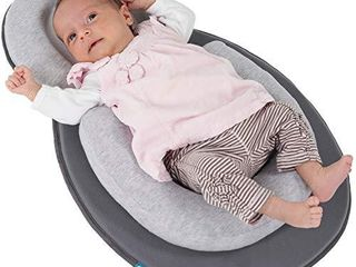 Babymoov Cosydream Original Newborn lounger   Ultra Comfortable Osteopath Designed Nest Certified Safe for Babies  Baby Registry Must Have