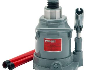 Pro lift B S20D Grey Hydraulic Bottle Jack   20 Ton Capacity