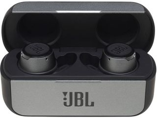 JBl Reflect Flow Truly Wireless Sport in Ear Headphone  Black