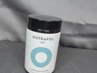 NUTRAFOl HAIR WEllNESS NUTRACEUTICAl SUPPlEMENT FOR MEN 120 CAPlETS