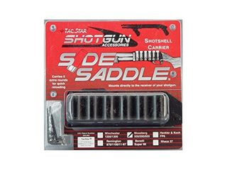 TacStar 6 Shot Sidesaddle Black