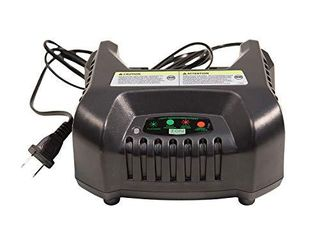 ION Ice Fishing Battery Charger  Black