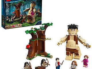 lEGO Harry Potter Forbidden Forest  Umbridges Encounter 75967 Magical Forbidden Forest Toy from Harry Potter and The Order of The Phoenix  New 2020  253 Pieces