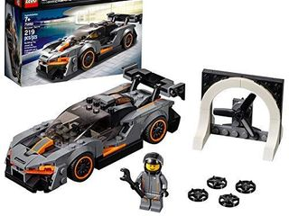 lEGO Speed Champions Mclaren Senna 75892 Building Kit  219 Pieces