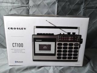 Crosley CT100 Cassette Player