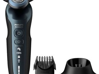 Philips Norelco Series 6900 Wet   Dry Men s Rechargeable Electric Shaver   S6810 82