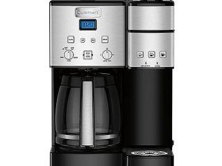 Cuisinart FlexBrew 2 Way Coffee Maker  Retail   99 00