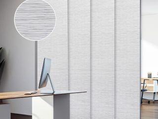 GoDear Design Natural Woven Adjustable Sliding Panel Retail 152 99