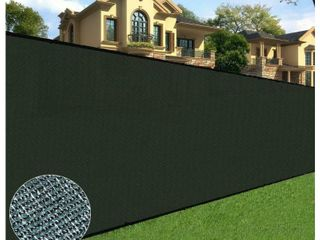 Orion 8  x 50  Privacy Screen Fence   Black   Retail 49 99