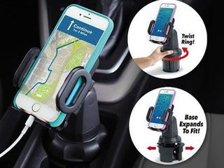 Cup Call Cell Phone Holder Plastic 1 pk