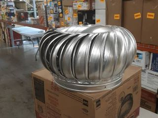 12 Inch Rotary Turbine