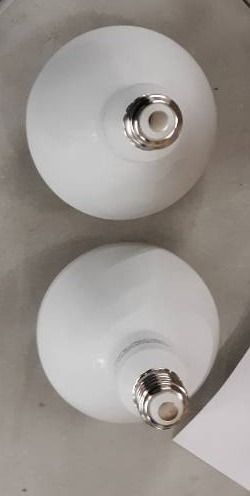 Ecosmart 75w Equivalent Br40 Dimmable led light Bulb In Bright White 2 Pack