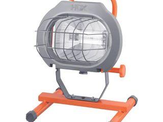 HDX 600 Watt Halogen Portable Work light