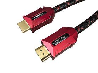 Scadlock 9 ft  Platinum Premium 8K HDMI in Black