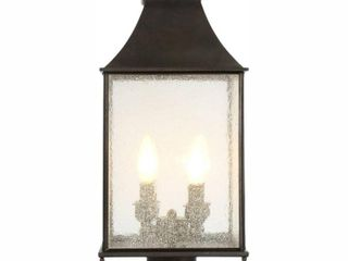 World Imports 61317 06 Revere Collection Outdoor 4 light Post lantern  Flemish