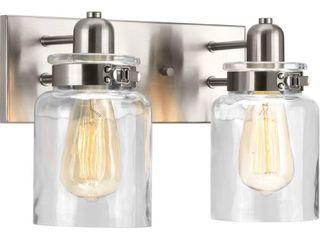 Calhoun Collection Two light bath   vanity