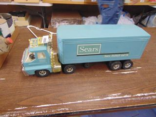 Ertl Sears   Truck and Trailer