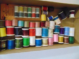 Miscellaneous sewing thread