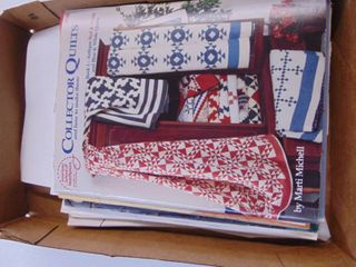 Quilting Magazines and patterns