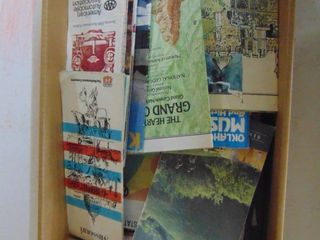 large Selection of Road Maps