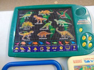 5 Electronic kids toys  Vtech and more
