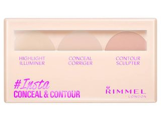 Rimmel Insta Concealer and Contour Palette light   0 24oz